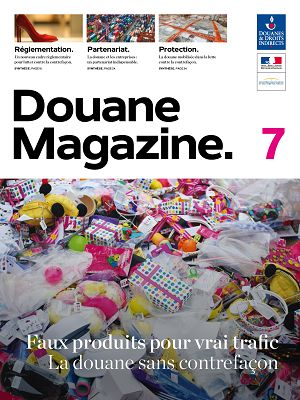 Douane Magazine n°7 jun à sep 2016