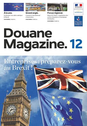 Douane Magazine n°12 jan/fév/mar 2019