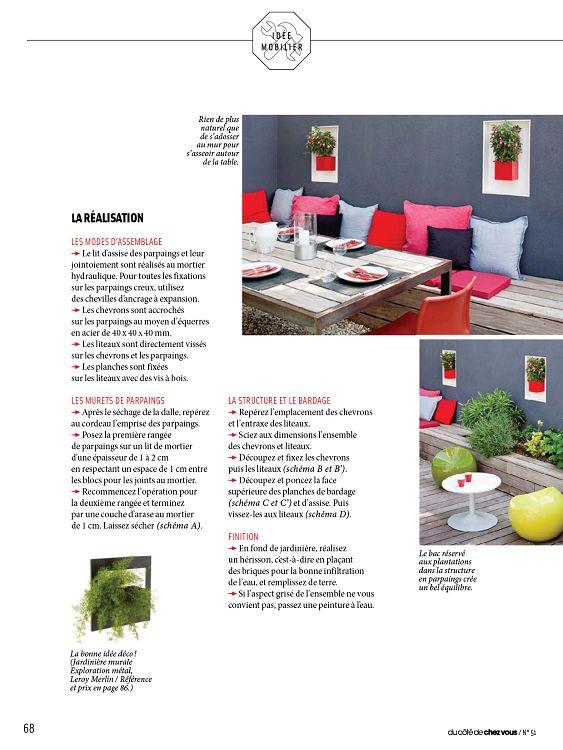 Du Côté De Chez Vous N51 Maijun 2012 Page 8 9 Du