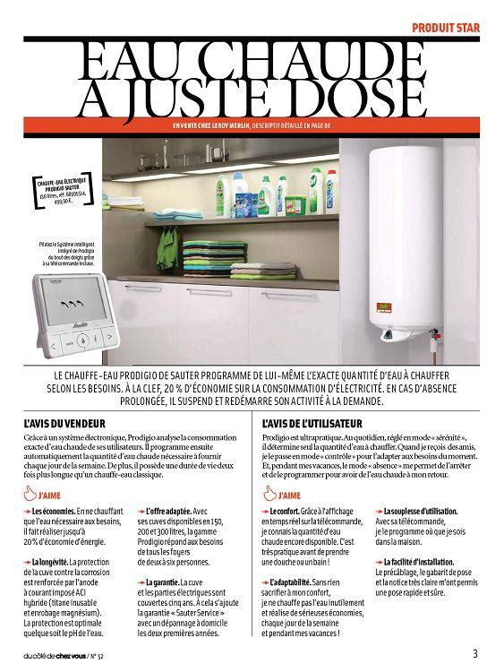 Du Côté De Chez Vous N52 Juiaoû 2012 Page 2 3 Du