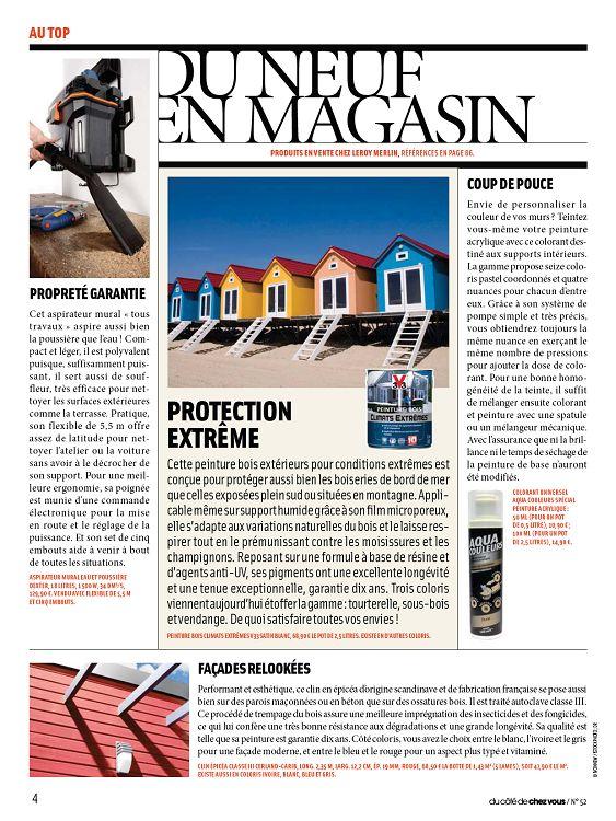 Du Côté De Chez Vous N52 Juiaoû 2012 Page 4 5 Du
