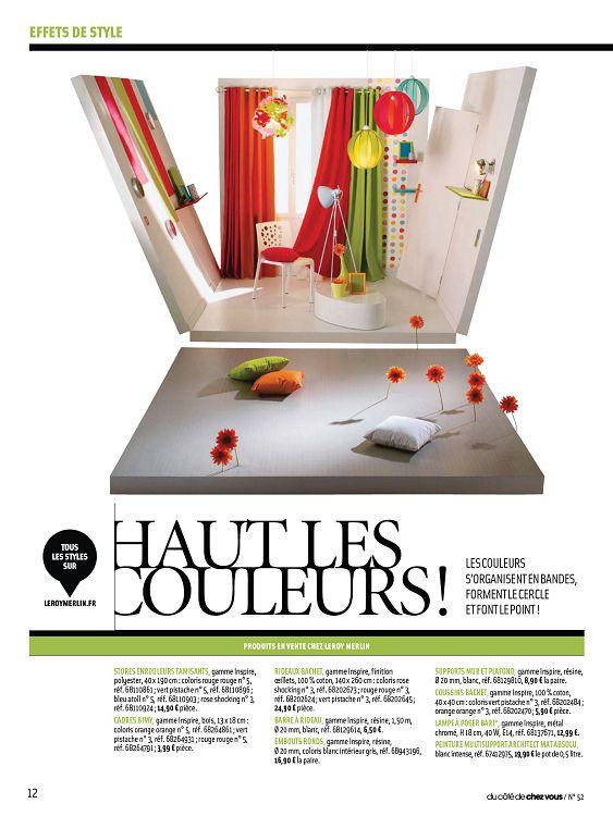 Du Côté De Chez Vous N52 Juiaoû 2012 Page 86 87 Du