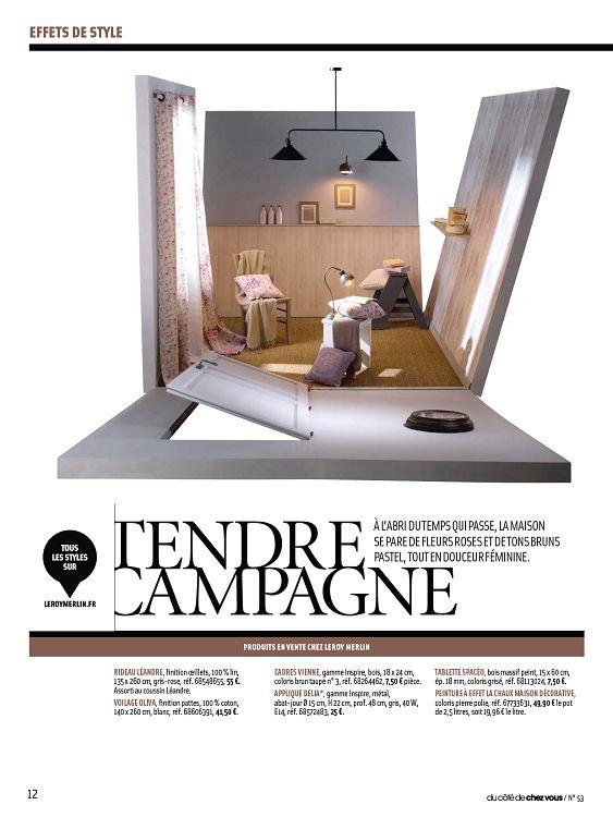 Du Côté De Chez Vous N53 Sepoct 2012 Page 22 23 Du