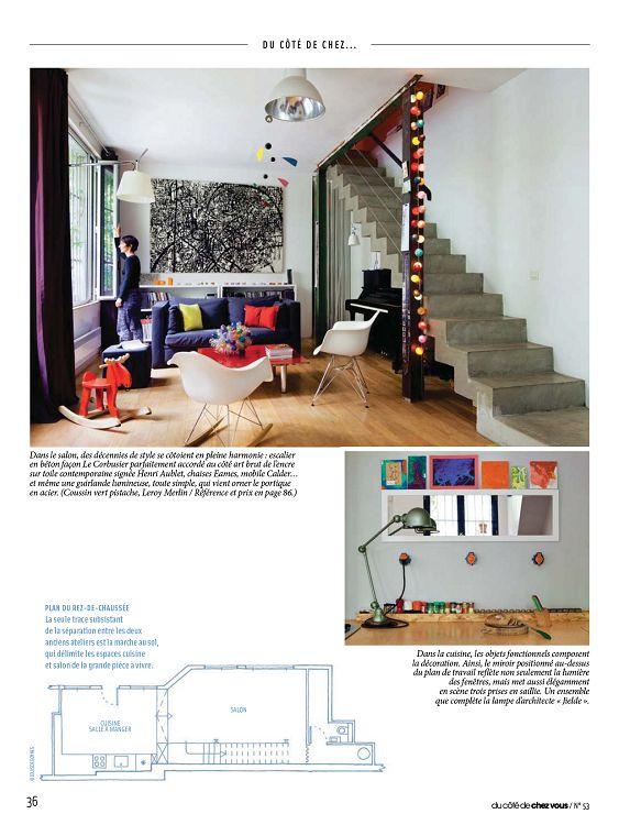 Du Côté De Chez Vous N53 Sepoct 2012 Page 2 3 Du
