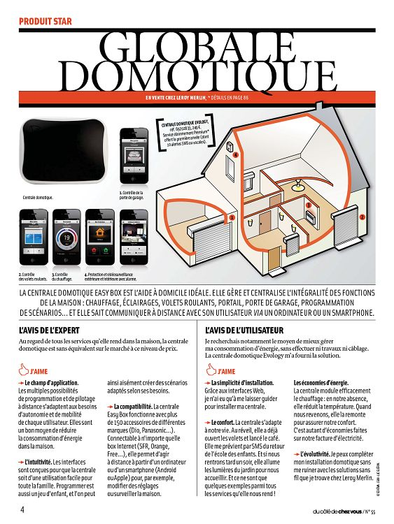 Du Côté De Chez Vous N55 Janfév 2013 Page 4 5 Du