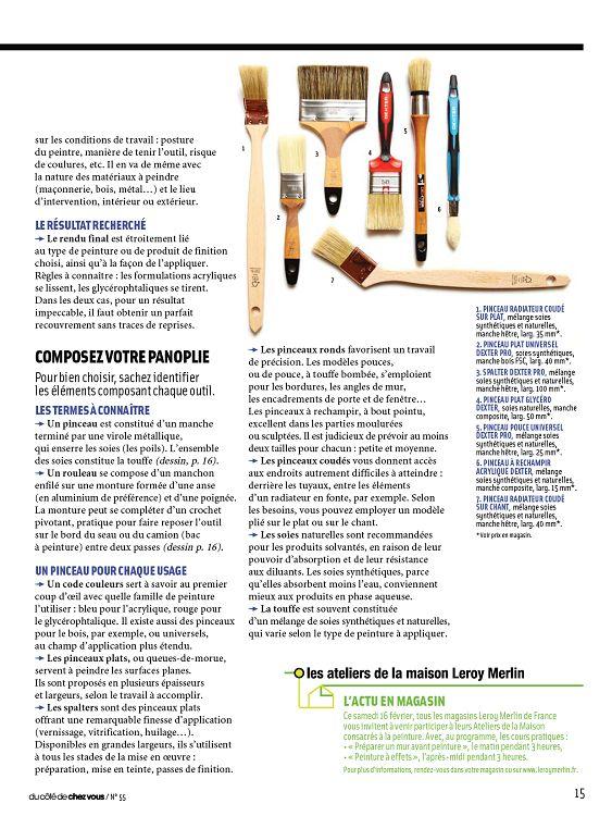 Du Côté De Chez Vous N55 Janfév 2013 Page 14 15 Du