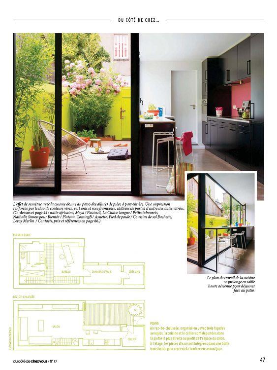 Du Côté De Chez Vous N57 Maijun 2013 Page 86 87 Du