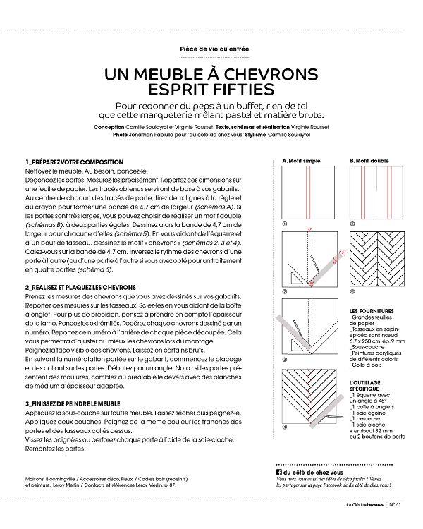 Du Côté De Chez Vous N61 Maravrmai 2014 Page 2 3 Du