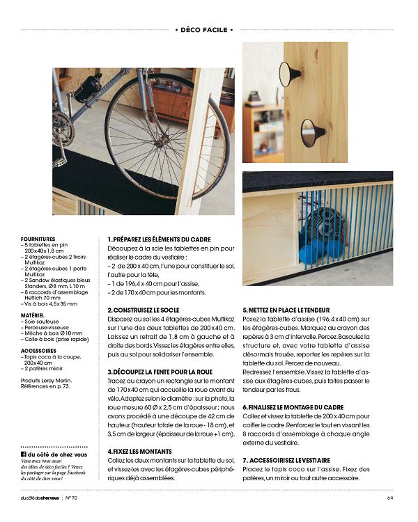 Du Côté De Chez Vous N70 Junjuiaoû 2016 Page 68 69