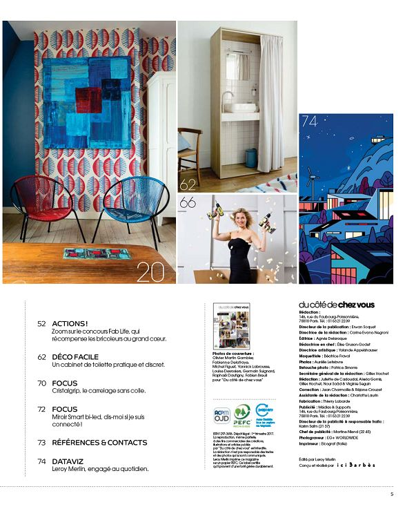 Du Côté De Chez Vous N72 Déc 16jan Fév 2017 Page 2 3