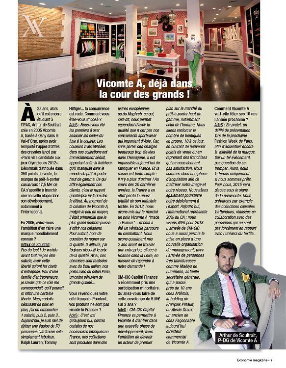 Économie Magazine n°3 mar avr mai 2015 - Page 24 - 25 - Économie ... 9a6445e305c8
