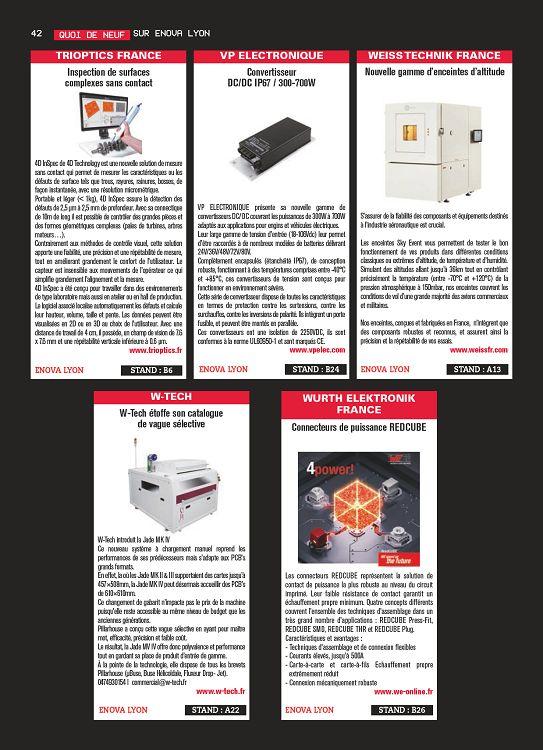 Enova Mag N 19 Jan A Avr 2018 Page 20 21 Enova Mag N 19 Jan A
