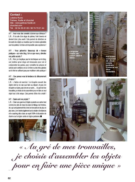 faire soi m me bricolage int rieur maison 1001mags. Black Bedroom Furniture Sets. Home Design Ideas