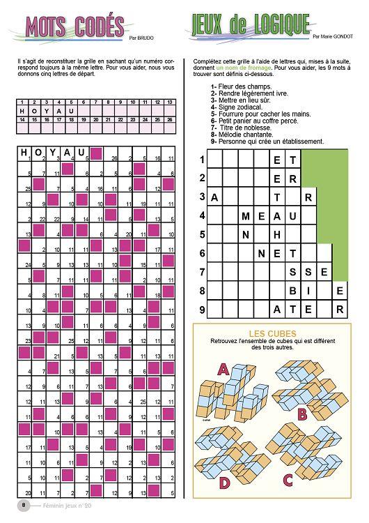 multijeux jeux loisirs 1001mags magazines en pdf. Black Bedroom Furniture Sets. Home Design Ideas