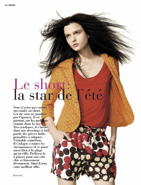 cb149fc5890b2d Femmes Magazine Luxembourg n°126 mai 2012 - Page 72 - 73 - Femmes ...