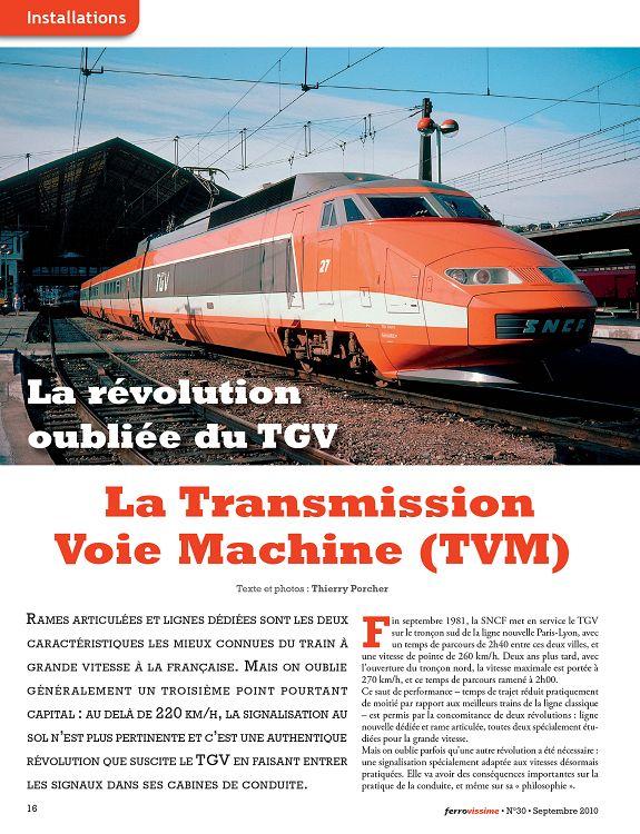 Ferrovissime n°30 septembre 20...