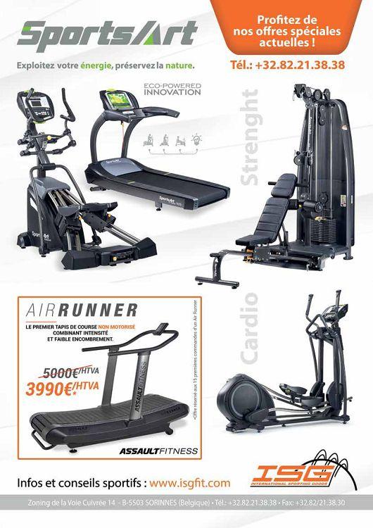 Fitness Challenges N Octnov Page Fitness - Faience cuisine et tapis de course non motorisé