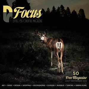 Focus Magazine n°50 aoû/sep 2011