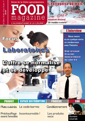 Food Magazine n°28 janvier 2011