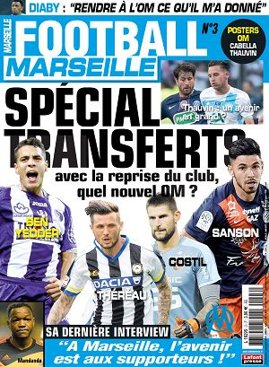 Football Marseille n°3 jun/jui 2016