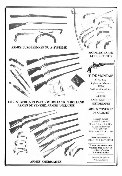 Gazette des Armes n°111 novembre 1982 - Page 30 - 31