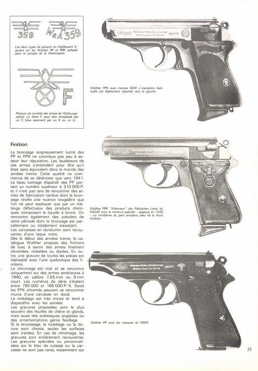 percuteur pour pistolet walther pp