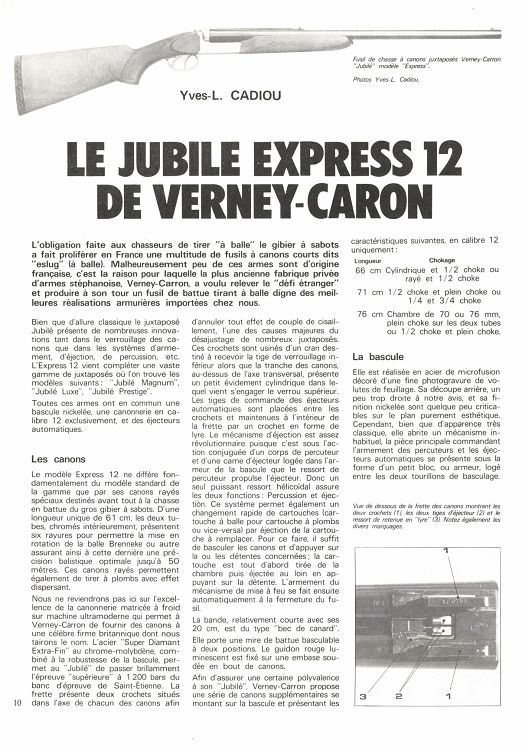 automatique verney carron