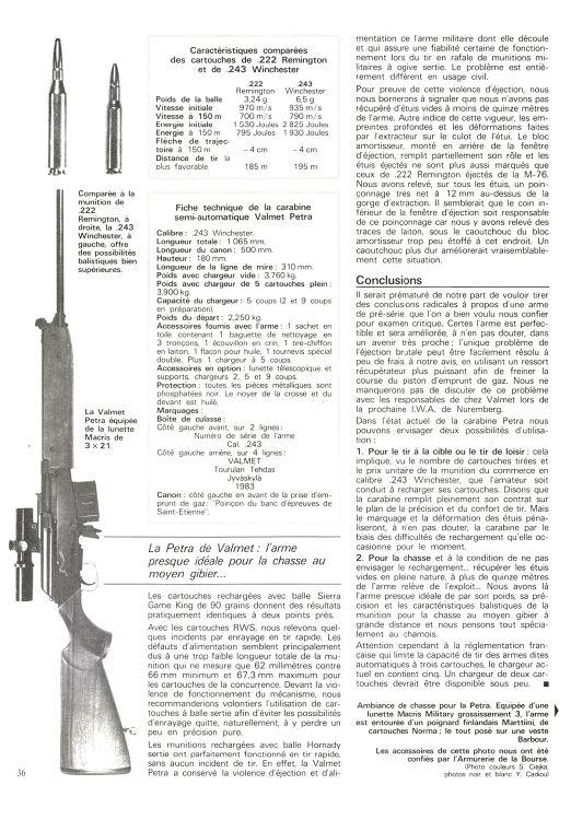 1984 esprit fusil part grande forme vintage arme//accessoire Gi Joe Pistolets mitrailleurs