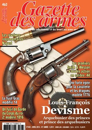 Gazette des Armes n°463 avril 2014