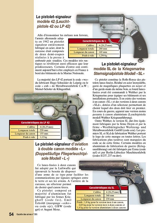 pistolet officier allemand
