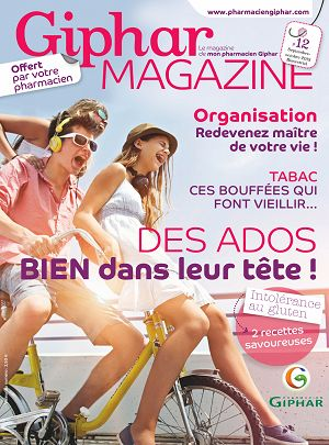 Giphar Magazine n°12 sep/oct 2013