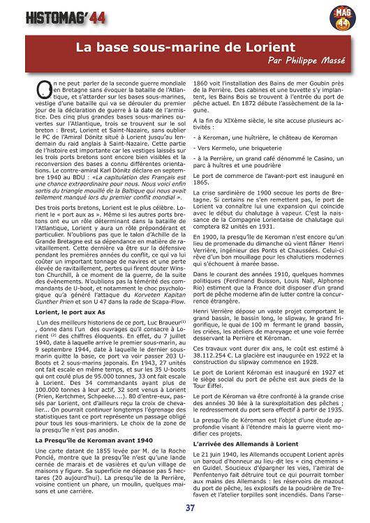 dragueur yms 43