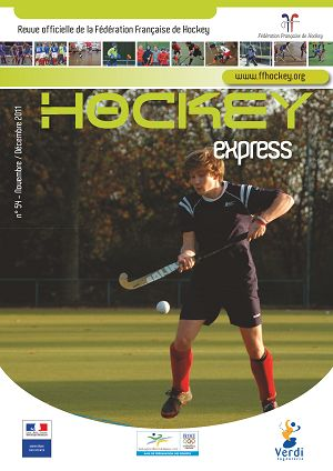 Hockey Express n°54 nov/déc 2011