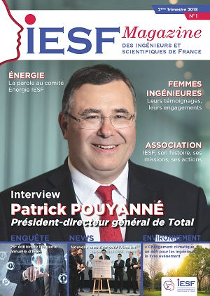 IESF Magazine n°1 avr/mai/jun 2018