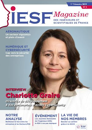 IESF Magazine n°3 jan/fév/mar 2019