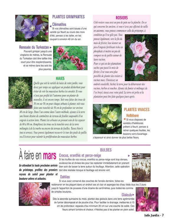 Info jardin n 3 jui ao sep 2016 page 1 info jardin n for Infos jardin