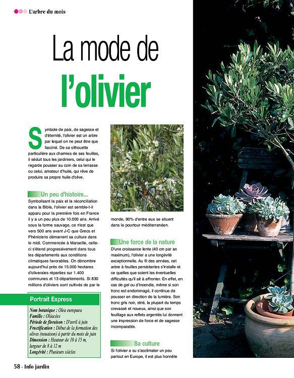Info Jardin n°3 jui/aoû/sep 2016 - Page 58 - 59 - Info ...