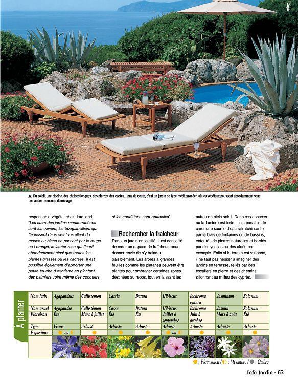 Info jardin n 1 avr mai 2016 page 12 13 info jardin for Infos jardin