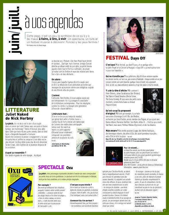 Infrarouge n°126 juin 2010 - Page 22 - 23 - Infrarouge n°126 juin ... b5c2588bc94
