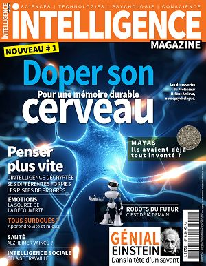 Intelligence Magazine n°1 nov/déc 2014