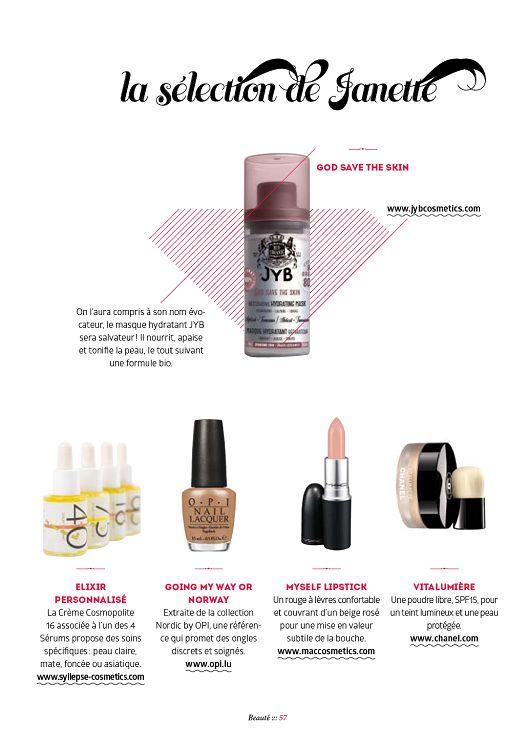 Janette Magazine n°1 septembre 2014 - Page 2 - 3 - Janette Magazine ... c52a2bfae978