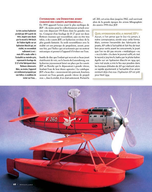 71 N°1 70 2004 Collection Jouets De Junjuiaoû Page 4jARL35q