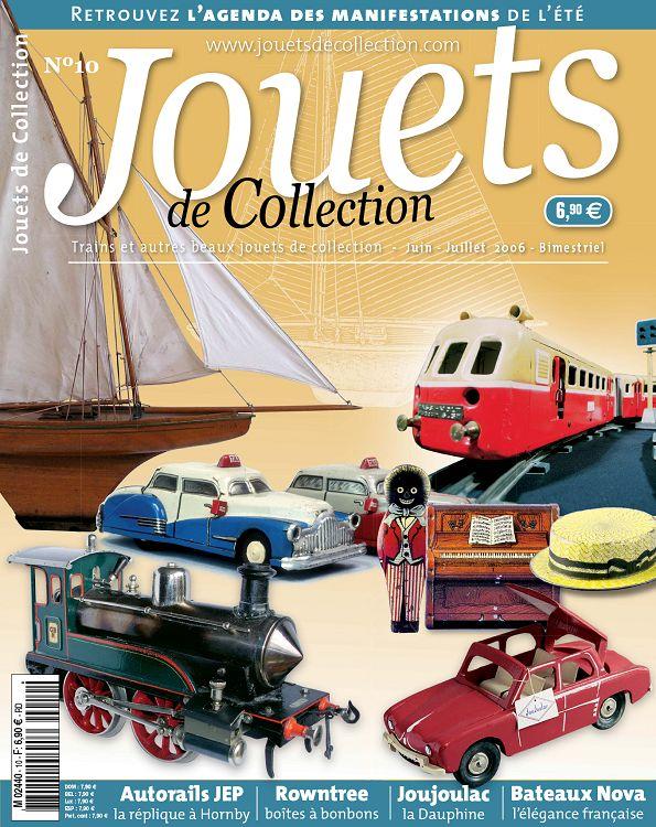 De 9 Junjui Jouets 2006 N°10 Collection 8 Page FTlKc1J
