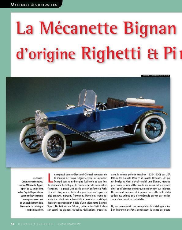 Jouets 2006 Page 45 N°8 44 De Collection Févmar LUVzjqSMpG