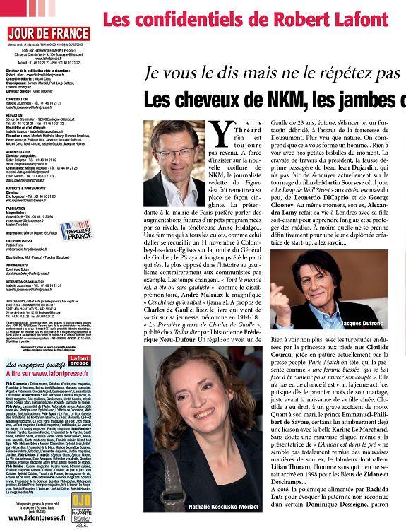 France 60 61 Page De N Décembre 2013 N°33 Jour HnCTqwv5