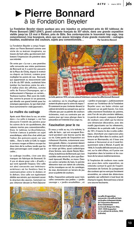 Journal Des Spectacles N240 Mars 2012 000 EUR