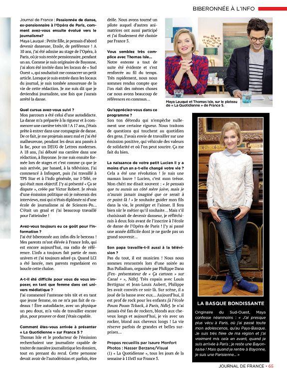 journal de france n 1 janvier 2016 page 100 journal de france n 1 janvier 2016 journal de. Black Bedroom Furniture Sets. Home Design Ideas