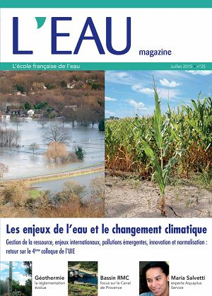 L'Eau Magazine n°25 jun à oct 2015