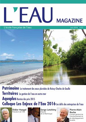 L'Eau Magazine n°27 jun à oct 2016