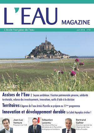 L'Eau Magazine n°31 jun à oct 2018